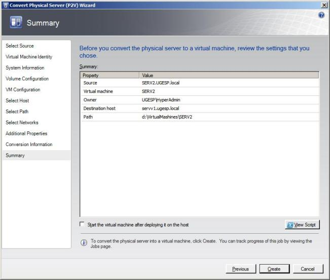 System Center Virtual Machine Manager 2008 R2 (SCVMM)